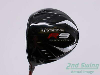 £114.53 • Buy TaylorMade R9 SuperTri Driver 9.5° Graphite Stiff Left 45.75in