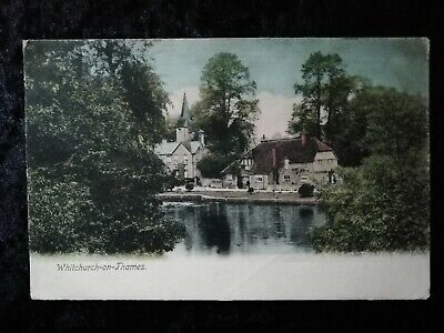 £0.99 • Buy Whitchurch-On-Thames. Posted 1905.