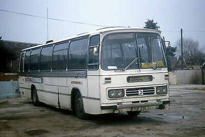 £1 • Buy National Express Southdown Duple Leyland Leopard FN1251 CUF251L