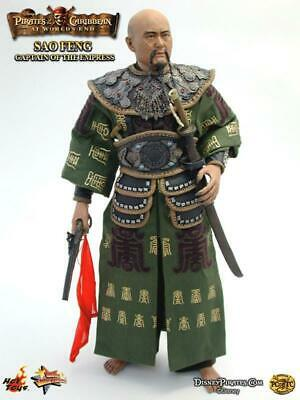 $ CDN213.38 • Buy Hot Toys 1/6 Pirates Of The Caribbean At World's End Sao Feng MMS 41