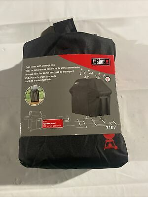 $ CDN53.52 • Buy Weber Genesis 300 Series Gas Grill Deluxe Protective Cover 7107 New! Free Ship!