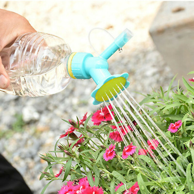 £2.99 • Buy Mini Bottle Cap Sprinkler Nozzle Plastic Watering Can Spout Plant Watering Can