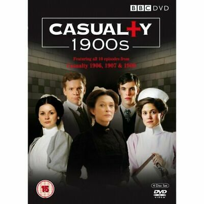£8.99 • Buy Casualty 1900s  All 10 Episodes  1906, 1907, 1909  4 DVDs