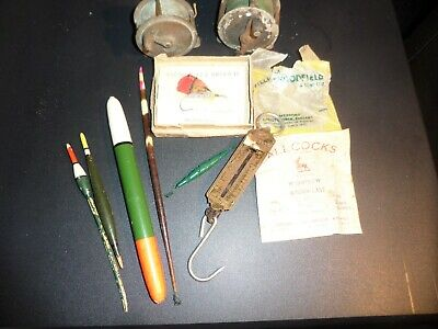 $ CDN5.19 • Buy Vintage Fishing Tackle With A Couple Of Reels