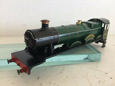 £23.69 • Buy HORNBY R759 ALBERT HALL BODY 4983 BR LINED GREEN VGC Loco Drive Great Western