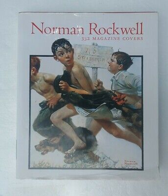 $ CDN16.37 • Buy Norman Rockwell Book: 332 Magazine Covers, Christopher Finch, Good Condition.