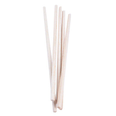 £3.14 • Buy 10pcs Wooden Round Material Round Rod Rod Set For Architecture Model Making