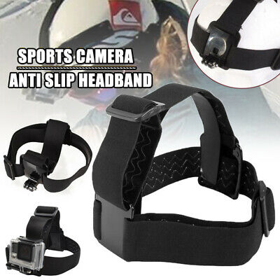 AU6.69 • Buy Chest Strap Adjustable Harness Head Strap Mount Fit For GoPro HERO 3 4 5 6 7 8