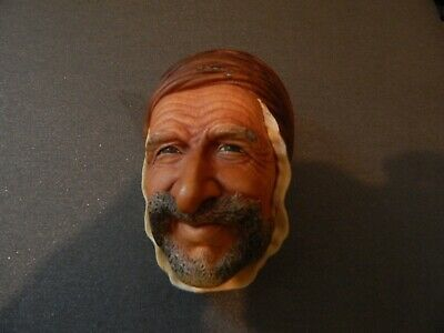 £8 • Buy VINTAGE Bossons Head Chalkware Wall Hanging  PERSIAN  MADE IN ENGLAND
