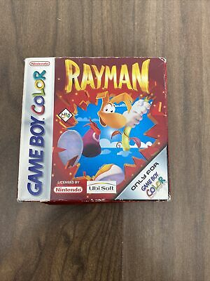 £12.99 • Buy Rayman Gameboy Color Boxed Complete