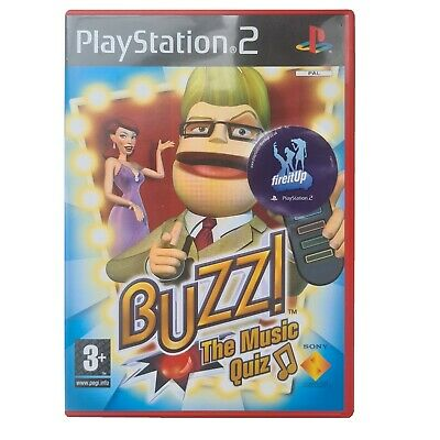 £2.54 • Buy Buzz The Pop Quiz Solus (Sony PlayStation 2, 2006) Buzzers Not Included