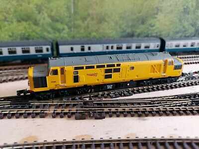 £320 • Buy  N Gauge Farish Class 37 No.97302 In Network Rail Livery  .DCC SOUND....