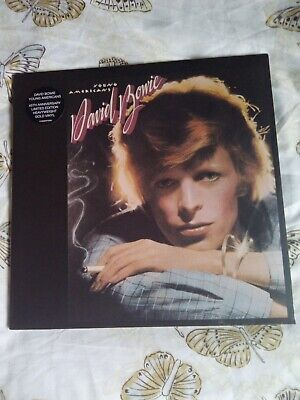 £19.75 • Buy DAVID BOWIE LP Young Americans 45th Anniversary GOLD VINYL Limited Edn. SEALED