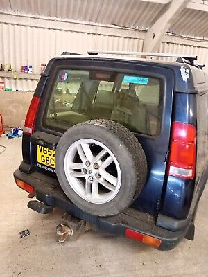 £1400 • Buy Land Rover Discovery V8 Lpg