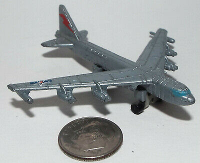 £2.88 • Buy Small Micro Machine USAF B-52 Strato Fortress Jet Bomber Aircraft