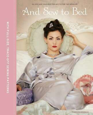 £8.79 • Buy And Sew To Bed, Vanessa Mooncie, New Condition, Book