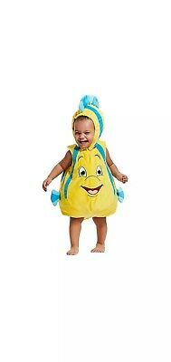 £19.99 • Buy Brand New With Tags Disney Store Flounder Baby Dress Up Costume 18 - 24 Mths