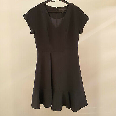 AU30 • Buy Forever New Black Lined Dress Size 8