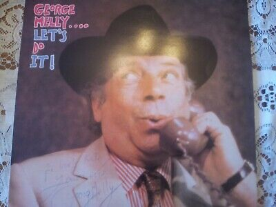 £4.99 • Buy George Melly----signed Album---let,s Do It!--uk Issue-prt Label--1980