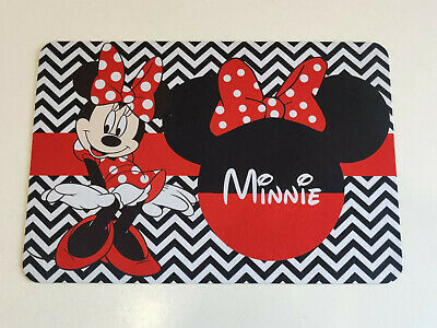 £1.99 • Buy Minnie Mouse Pet Puppy, Dog, Cat, Kitten Water, Food Bowl Non Slip Place Mat