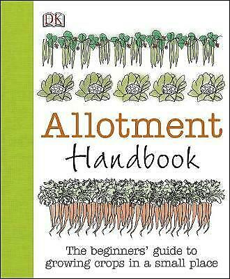 £5.30 • Buy Allotment Handbook By DK Book The Cheap Fast Free Post