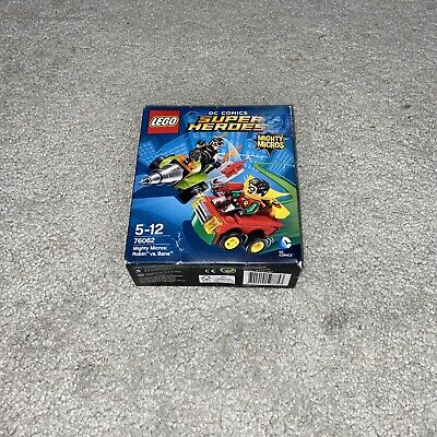 £7.40 • Buy Lego 76062 DC Heroes Mighty Micros : Robin Vs Bane - New & Sealed|Rare + Retired
