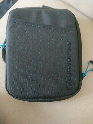 £3.99 • Buy Lifeventure Slimline RFiD Protected Storage Pouch Travel Neck Security Wallet