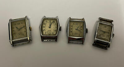 £0.99 • Buy JOB LOT OF VARIOUS ANTIQUE / VINTAGE 1920s / 30s WRISTWATCHES FOR REPAIR