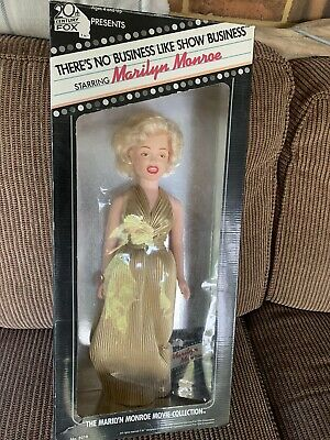 £17.98 • Buy Marilyn Monroe Doll Tristar Fox Presents There's No Business Like Show Business