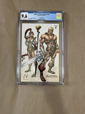 $499.99 • Buy Masters Of The Universe Vol. 3 #6B CGC 9.6 MVCreations/he-man.org Variant 1of500