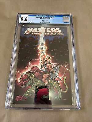 $499.99 • Buy Masters Of The Universe Vol. 3 #8B GCG 9.6 MVCreations/he-man.org Variant 1of500