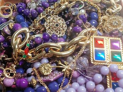 $ CDN20.13 • Buy Vintage To Now Jewelry Lot Unsearched Untested No Junk Estate 1-2lbs Full #242