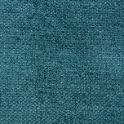 £12.99 • Buy 4 Metres Fibre Naturelle Carnaby Embroidered Plain Teal Curtain Fabric