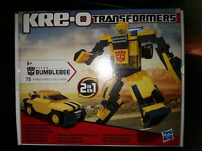 £15.99 • Buy Kreo Transformers Bumblebee Brick Building Set New Boxed Collectable