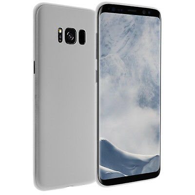 $ CDN5.87 • Buy Ultra Slim Protective Case Mobile Phone TPU For Samsung Galaxy S8 - White