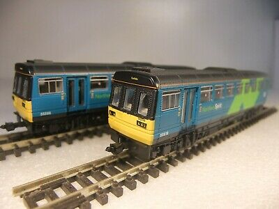 £149.95 • Buy N Gauge Dapol ND116CD Class 142 Northern Spirit 142025 Factory Fitted DCC - MIB