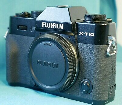 £330 • Buy Fujifilm X-T10 Camera Body Converted To 850nm For Infra Red Photography