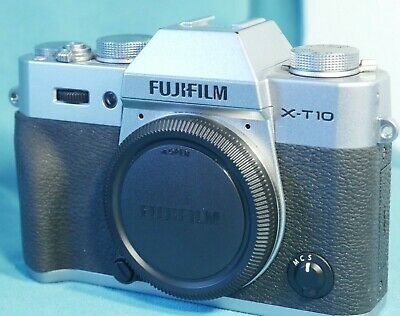 £320 • Buy Fujifilm X-T10 Camera Body Converted To 590nm For Infra Red Photography