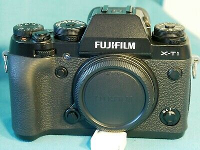 £399 • Buy Fujifilm X-T1 Camera Body Converted To 850nm For Infra Red Photography