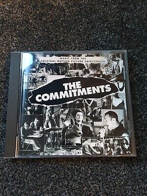 £0.50 • Buy The Commitments - Commitments (Original Soundtrack, 1991)