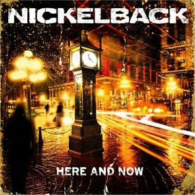 £4.39 • Buy Nickelback - Here And Now CD NEW
