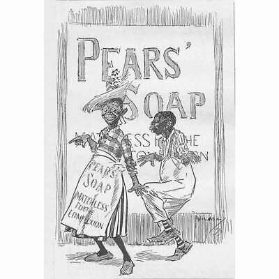 £7.50 • Buy PEARS SOAP Victorian Advertisement 1899