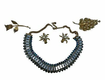 $ CDN25.18 • Buy Vintage Jewelry Lot Of 4 Judy Lee And Unmarked