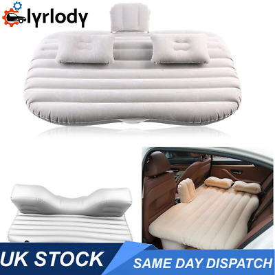 £20.85 • Buy Car Inflatable Bed Back Seat Mattress Airbed For Rest Sleep Travel Camping +Pump