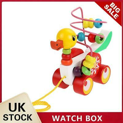 £8.99 • Buy Toys For Children Educational Toys 0-3 Year Olds Duckling Trailer Round