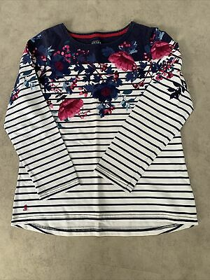 £7.99 • Buy Joules Harbour Top Size 14