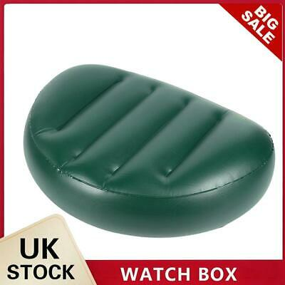 £6.49 • Buy Portable PVC Green Kayak Inflatable Seat Cushion Outdoor Water Sports Tool