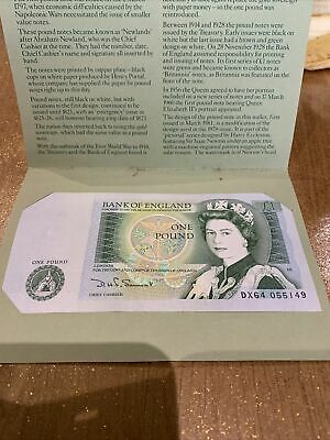 £4.21 • Buy £1 Note Old One Pound Note New