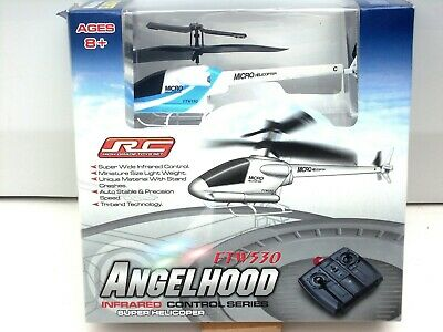 £4.99 • Buy Angelhood RC Micro Helicopter FTW 530 Infrared Control 18 Cm Long, 13 Cm Rotor