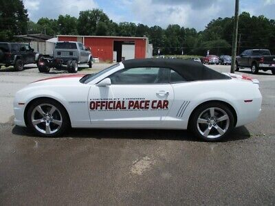 $50000 • Buy 2011 Chevrolet Camaro 2SS 2011 Chevrolet Camaro RS/SS Conv Indy Pace Car ONLY 32 MILES!! VERY RARE